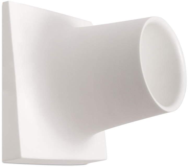 Charles & Marie Materious - Cubby Wandhaken, Weiß (Einzelmodul)