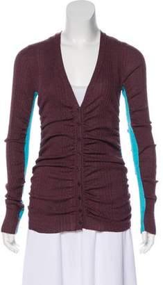 Louis Vuitton Knit Long Sleeve Cardigan