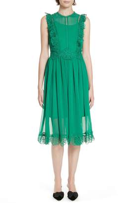 Ted Baker Porrla Midi Dress
