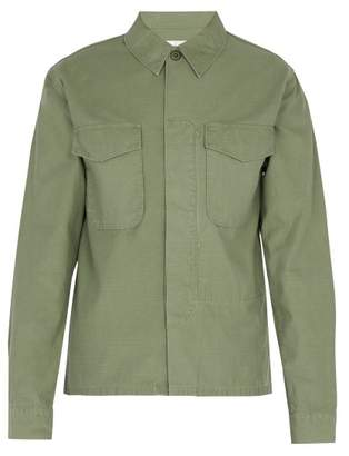 Officine Générale - Marine Military Shirt - Mens - Khaki