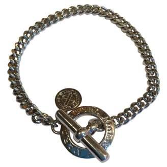 Marc by Marc Jacobs Silver Metal Bracelets