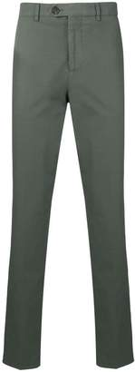 Brunello Cucinelli straight leg mid-rise trousers