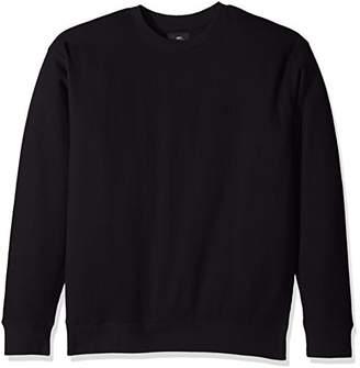 Obey Men's Covert Crew Neck Fleece Sweatshirt