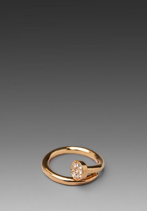 CC Skye Shwayze Nail Ring