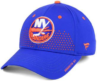 Authentic Nhl Headwear New York Islanders Draft Structured Flex Cap