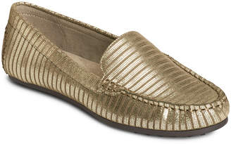 Aerosoles Over Drive Moccasin Flats Women Shoes