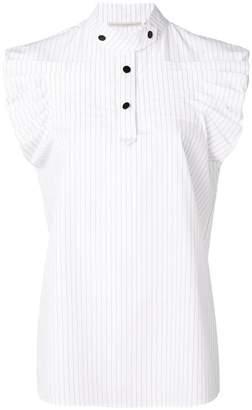 Marco De Vincenzo pinstriped shirt