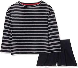 Zippy Girl's Zg08_410_1 Pyjama Sets,(Manufacturer Size: 3/4)