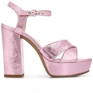 Pollini high-heel sandals