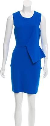Alexander Wang Asymmetrical Mini Dress