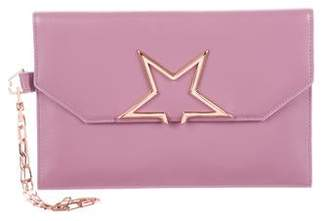 Golden Goose Vedette Star Clutch