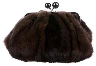 Max Mara Weekend 2018 Mini Pasticcino Mink Bag