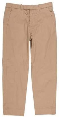 Marni Flat Front Woven Pants
