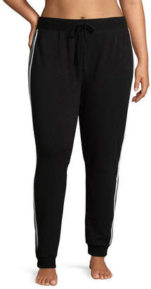 Flirtitude High Rise Track Joggers - Juniors Plus