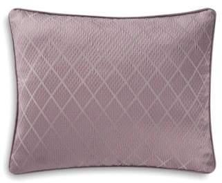 "Waterford Victoria Diamond Decorative Pillow, 16"" x 20"""