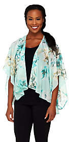 Sure Couture By Renee McCartney Sure Couture Convertible Kimono Top