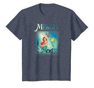 Disney The Little Mermaid Ariel and Friends Graphic T-Shirt