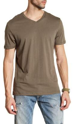 Slate & Stone Solid V-Neck Tee