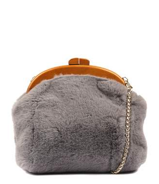 I Love Billy Ray Grey Bags Womens Bags Clutch Bags