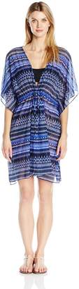 Gottex Profile by Women's Indigo Girl Cover up