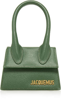 Jacquemus Le Chiquito Mini Leather Bag