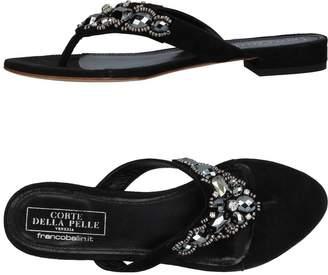 Ballin LA CORTE DELLA PELLE by FRANCO Toe strap sandals
