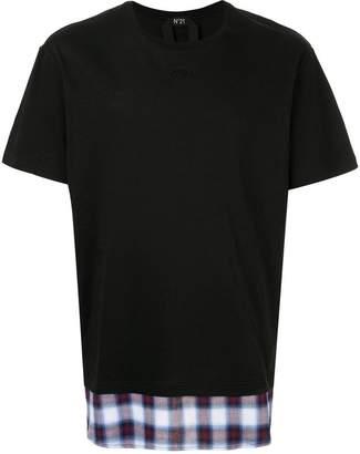 No.21 レイヤード Tシャツ