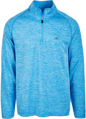 Greg Norman Attack Life by Soft Quarter-Zip Shirt