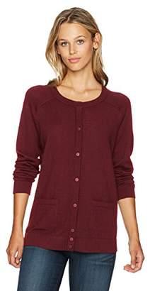 Pendleton Women's Merino Wool Cardigan Sweater