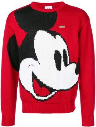 Gcds mickey knit sweater