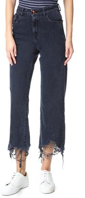 DL1961 Hepburn Jeans $198 thestylecure.com