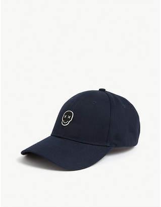 The Kooples Skull motif cotton cap