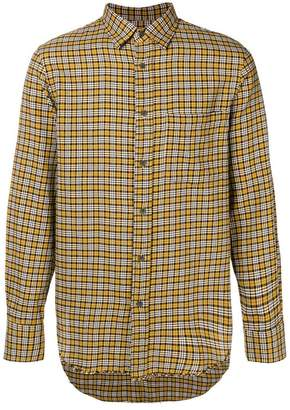 Mauro Grifoni checked casual shirt