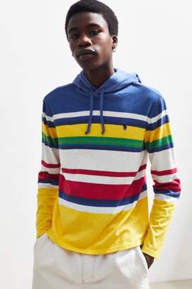 Polo Ralph Lauren Hooded Long Sleeve Tee