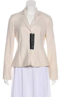 Akris Punto Wool-Blend Jacket