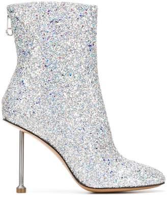 Maison Margiela Hill Glitter boots