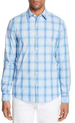 Michael Kors Plaid Trim Fit Shirt - 100% Exclusive