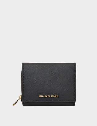 MICHAEL Michael Kors Jet Set Travel Medium Zipped Billfold