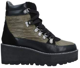 917fb95bbb Green Wedge Sole Boots For Women - ShopStyle UK