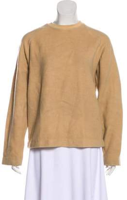 Acne Studios Long Sleeve Crew Neck Top