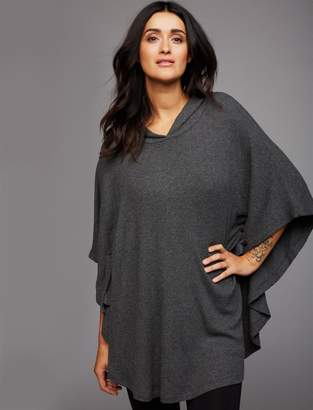 A Pea in the Pod Pull Over Hooded Nursing Top