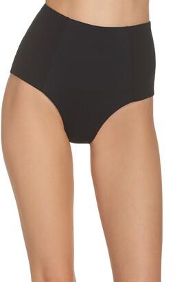 L-Space L Space Jackie High Waist Bikini Bottoms