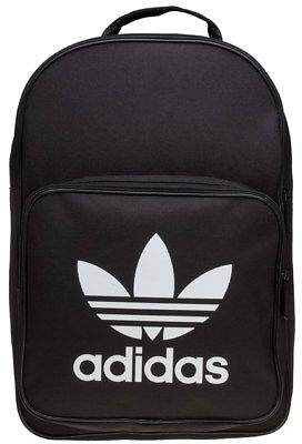 e89a33717a at eBay Fashion Outlet · adidas New Mens Black Classic Trefoil Polyester  Backpack Backpacks