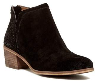 Susina Blakely Suede Bootie - Wide Width Available