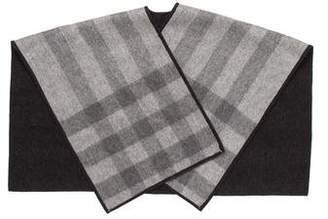 Burberry Beat Check Cashmere Shawl w/ Tags