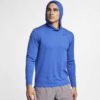 Nike Breathe Men's Training Hoodie