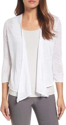 Nic+Zoe 4-Way Convertible Lightweight Cardigan