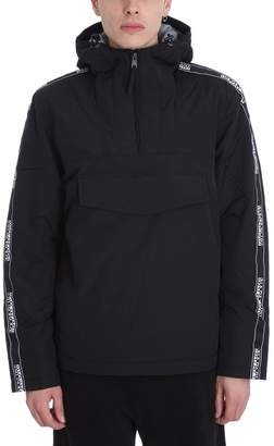 Napapijri Black Polyester Jacket
