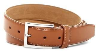 Cole Haan Contrast Stitched Belt