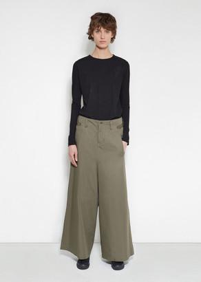 Yohji Yamamoto Piping Pants $730 thestylecure.com